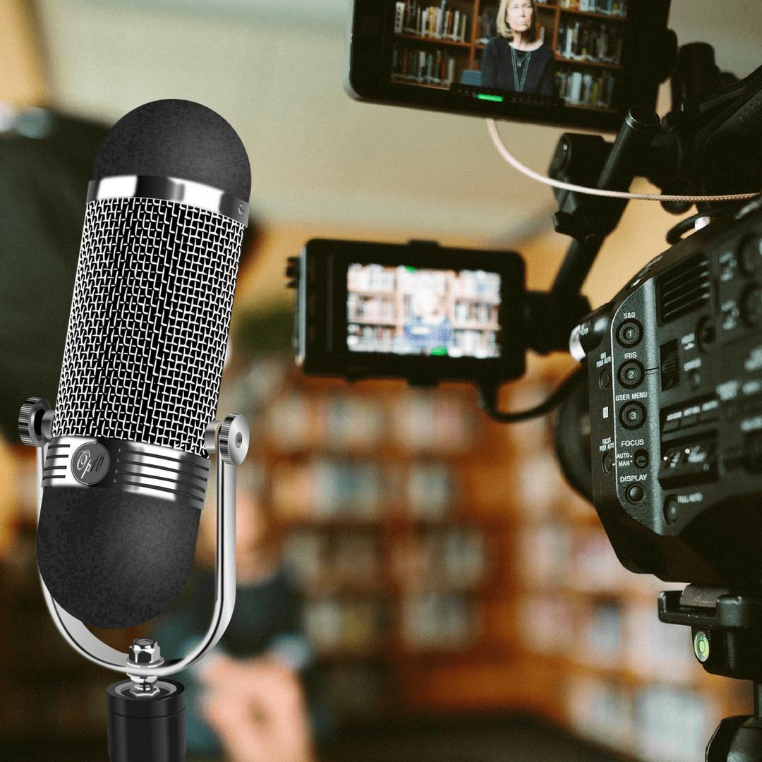 Film, pod, rörligt, poddar, podcast, digitalisering, företagsfilmer, youtube