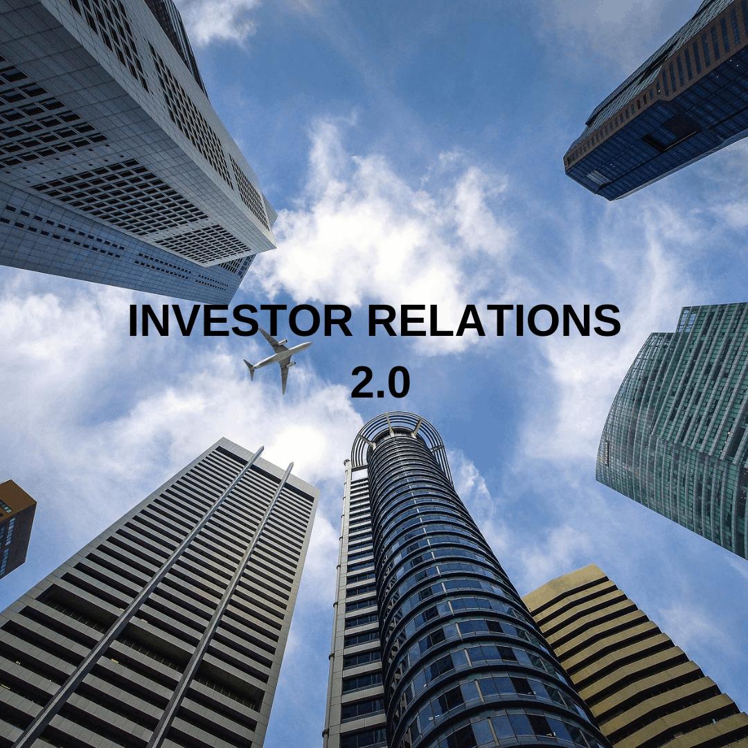 IR, investor relations, investerarrelationer, corporate communications